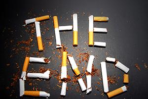 Заговор против курения