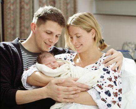 Заговоры на рождение ребенка