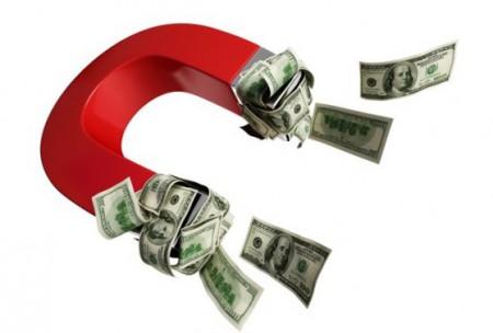 Заговор на поиск и притягивание  денег