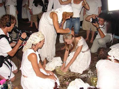 Ритуалы Вуду