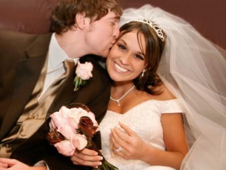 Интересные свадебные приметы