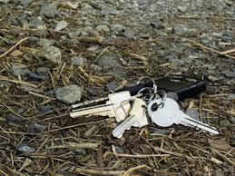 Потерять ключи - примета