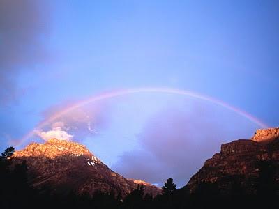 Увидеть радугу - приметы