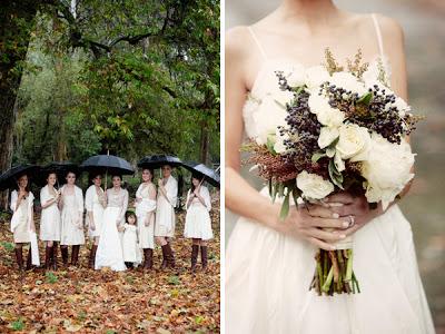 Примета если на свадьбу идет дождь