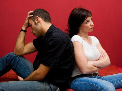 В паре может резко меняться направление чувств
