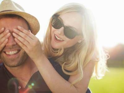 Этап знакомства проходит у пары не всегда гладко