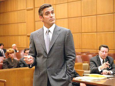 Из мужчины Обезьяны получится неплохой юрист