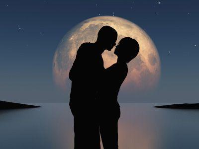 Романтичная любовь с первого взгляда