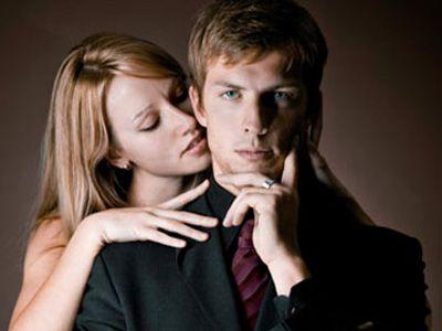 В любовных отношениях оба партнера активны