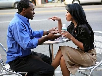 Противоречивый характер не помеха отношениям