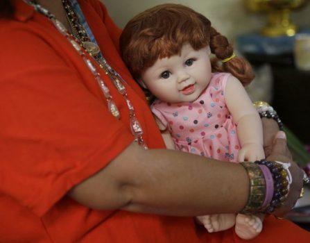 Кукла оберег становится любимой игрушкой