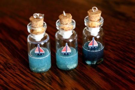 Бутылки-обереги для дома