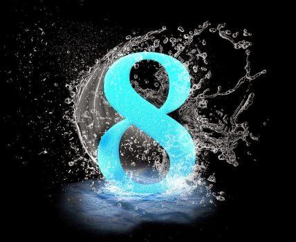 Число жизненного пути 8: характеристика, проблемы и советы