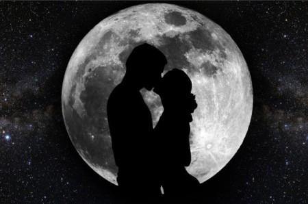Луна для приворотов