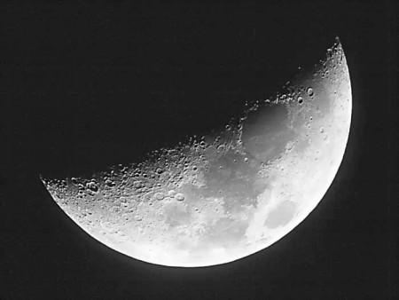 Проводите обряд на растущую луну