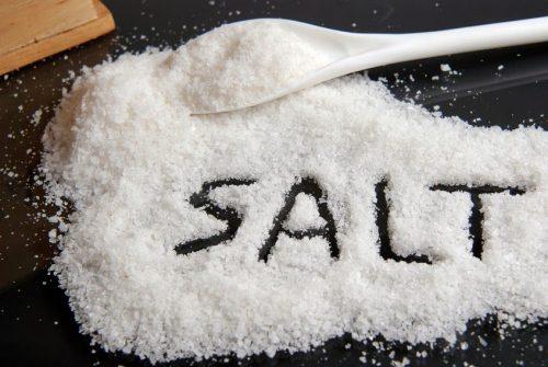 Соль поможет укрепить здоровье