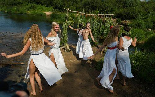 Ритуал можно выучить или прочитать