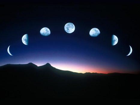 Лунная энергия для красоты человека