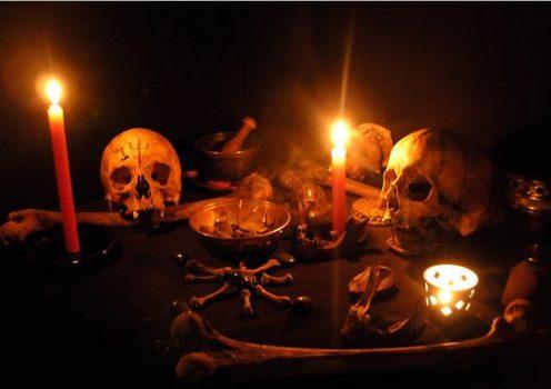 Черные ритуалы дают быстрый результат