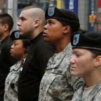В армию хотят не все