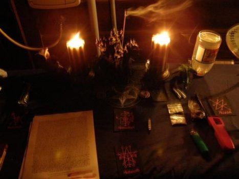 Привороты делают в магических салонах