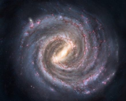 В астрономии тоже присутствует число Фи