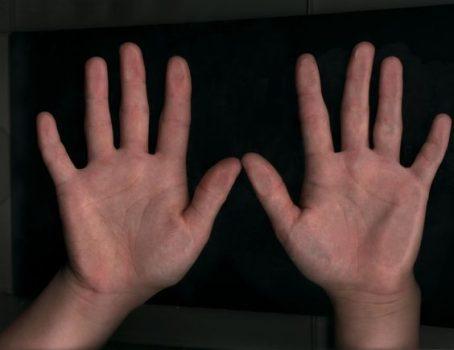 Этот знак хироманты ищут на правой руке