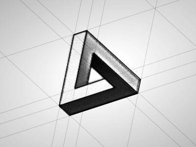 Расположение треугольника на руке