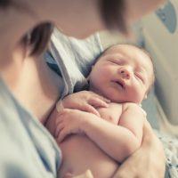 Защита новорожденного от сглаза