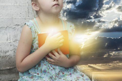 Снятие сглаза или порчи с ребенка молитвой