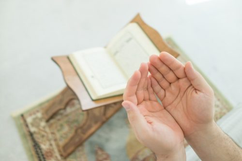 Исцеление молитвами