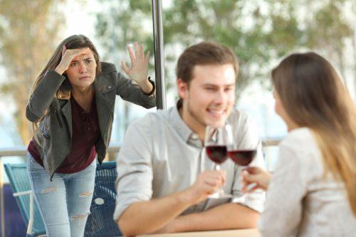 Порча на бывшего мужа или жену