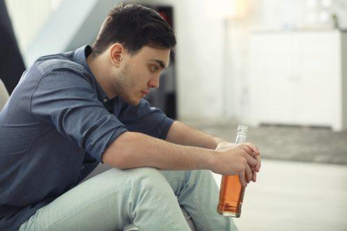 Длительное пьянство тяжело излечить