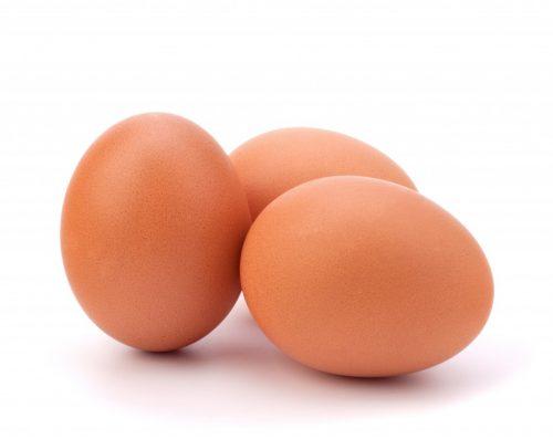 Куриное яйцо для безопасного обряда