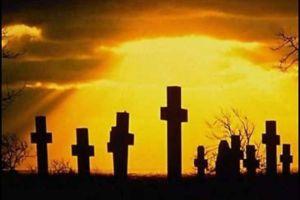приворот через кладбище