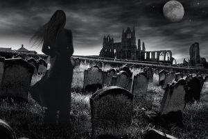 Сильный кладбищенский приворот по фото на кладбище
