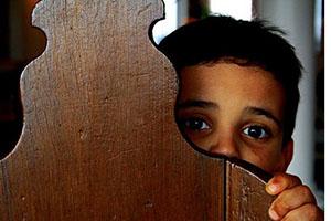 Заговор от испуга ребенка