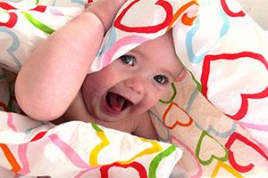 Заговоры для младенцев