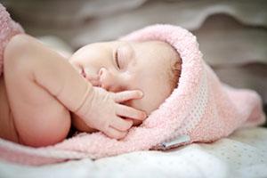 Заговоры для новорожденных