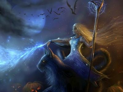 Магия и заклинания