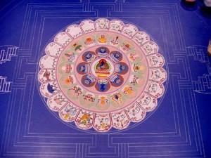 Тибетская мантра для похудения