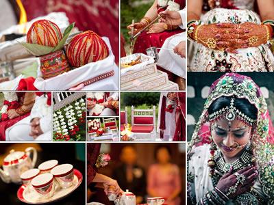Свадебные ритуалы и обычаи