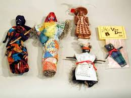 Куклы вуду и обряды