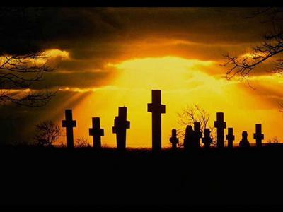Приметы и суеверия на кладбище
