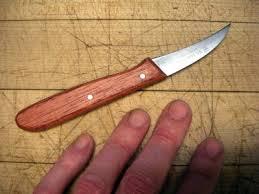 Найти нож - примета