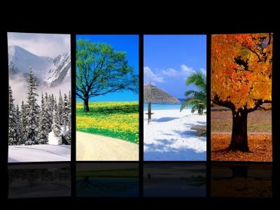 Народные приметы о временах года