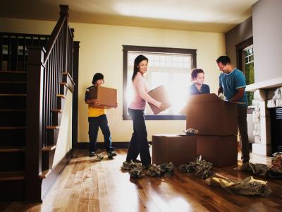 Приметы при переезде в новый дом