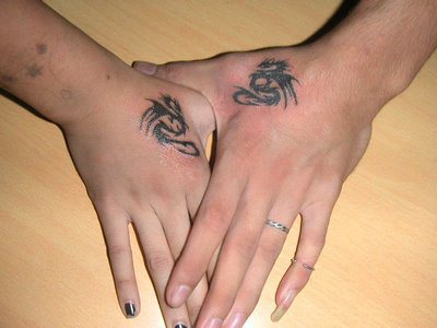 Татуировки обереги