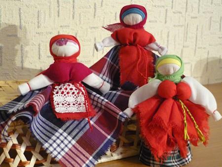 Значение славянских амулетов и оберегов