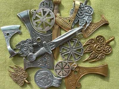 Славянские талисманы